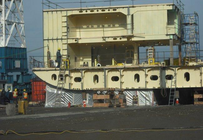 Boat module