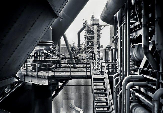 Maintenance d'usine, arrêt planifié