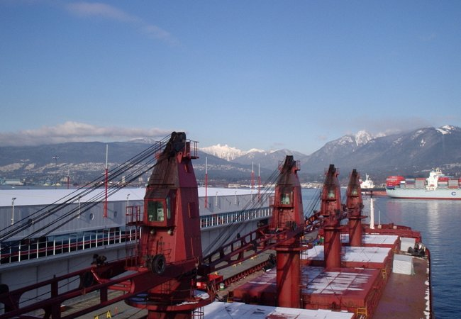 2010, Krateros, Vancouver, BC
